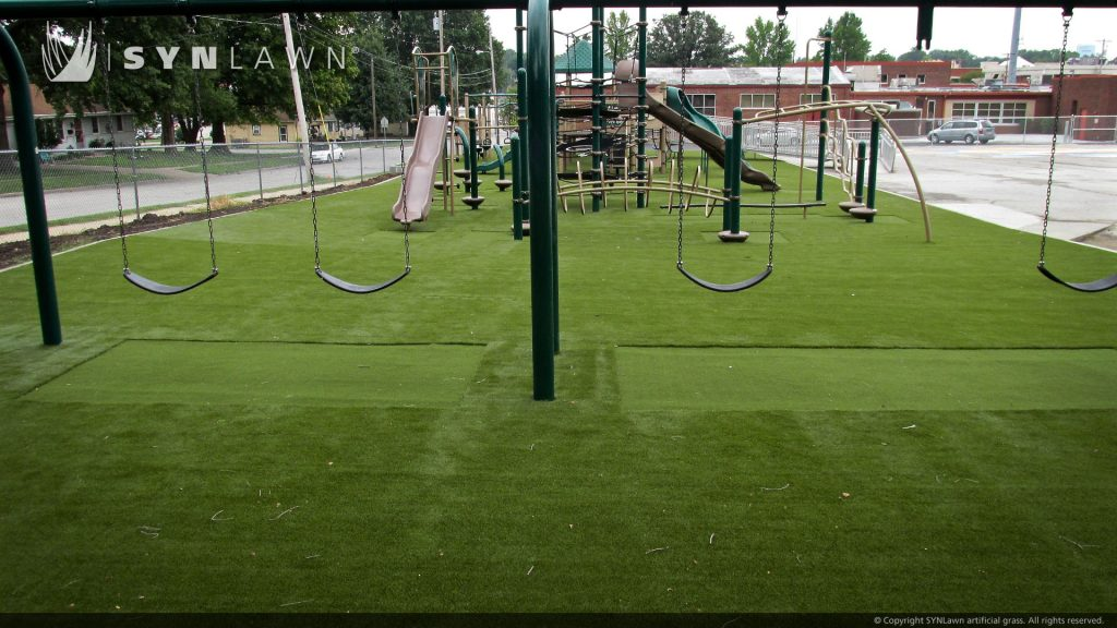 artificial lawn installation for playgrounds near me