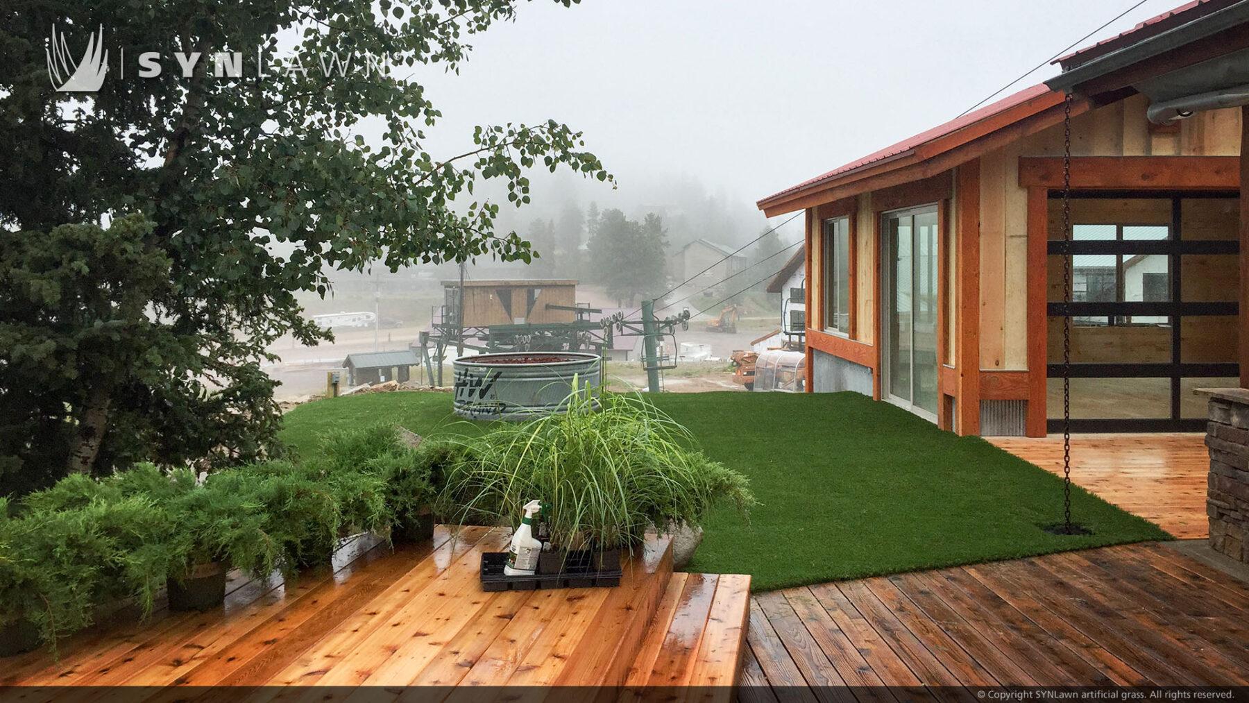 Backyard lawn, artificial grass install near me