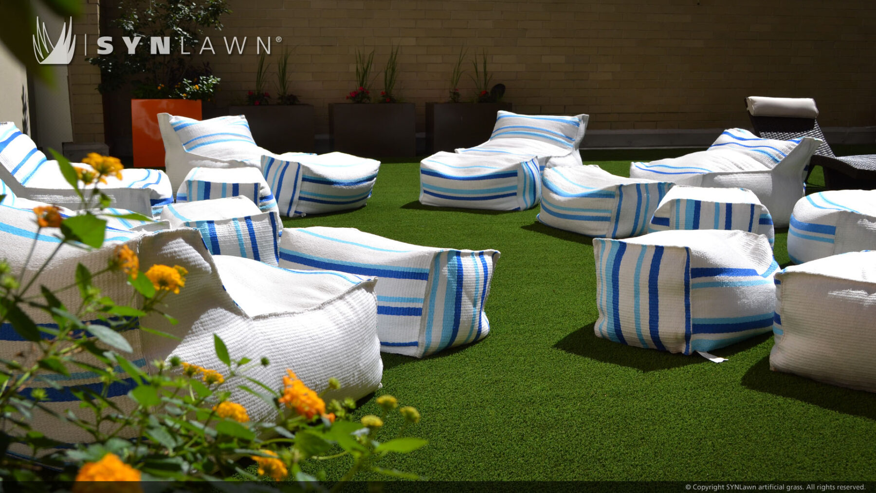 installation in new york for artificial grass