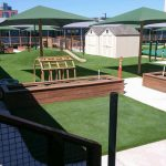 UCSF make playground upgrades with turf from SYNLawn