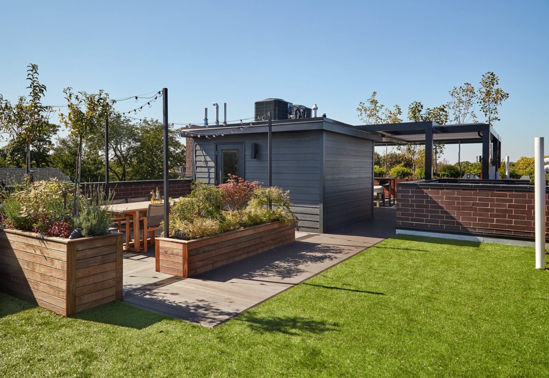 New York, affordable artificial lawn