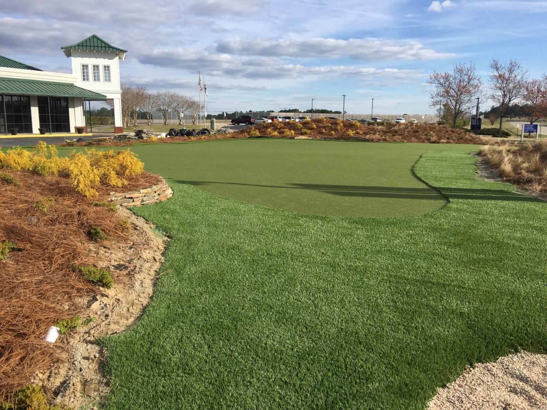 commercial artificial grass, installation near me