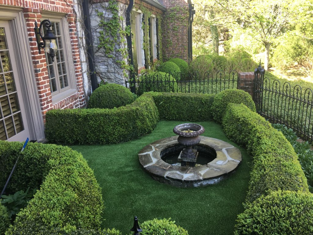 new york residential lawn artificial grass