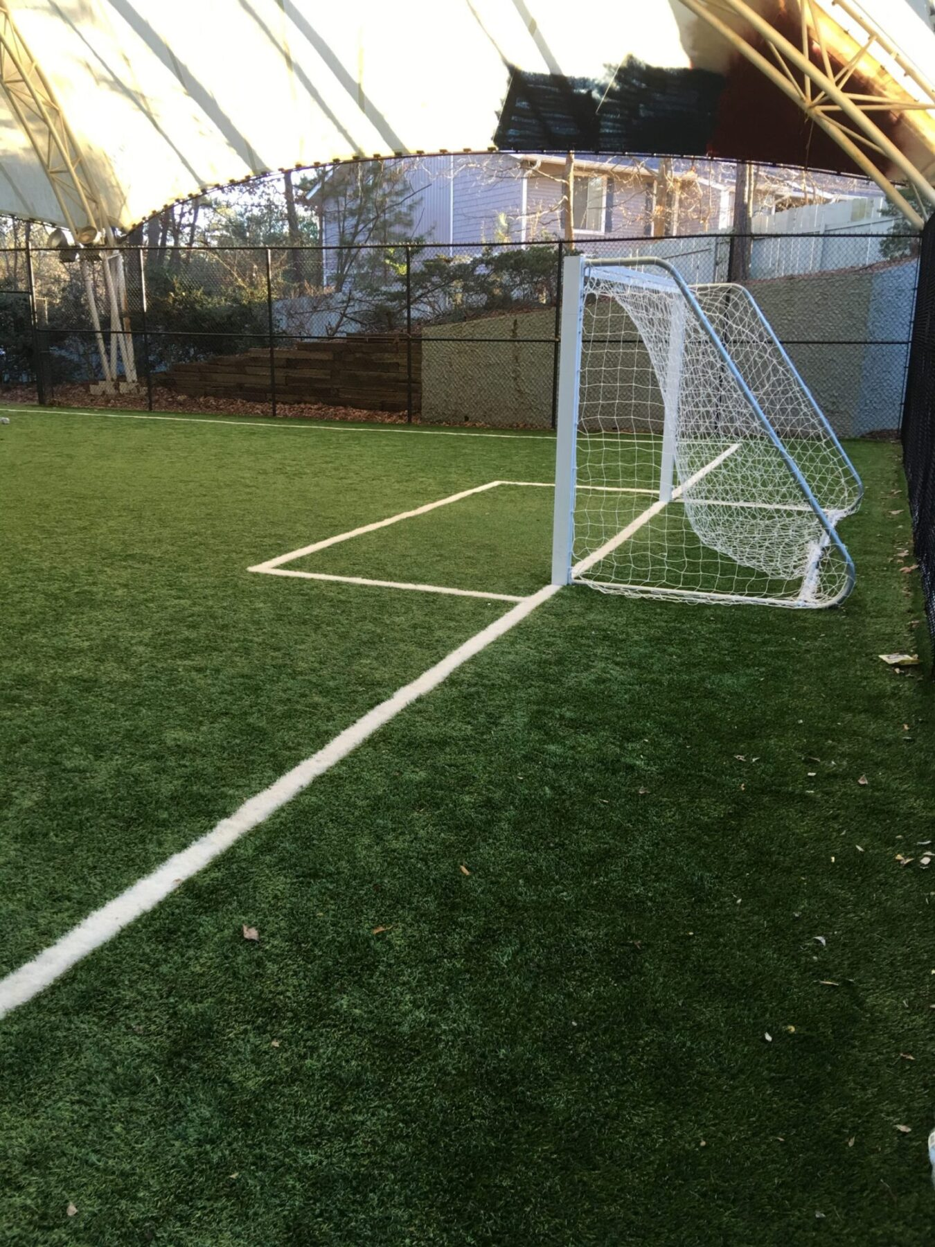 affordable sports field installation