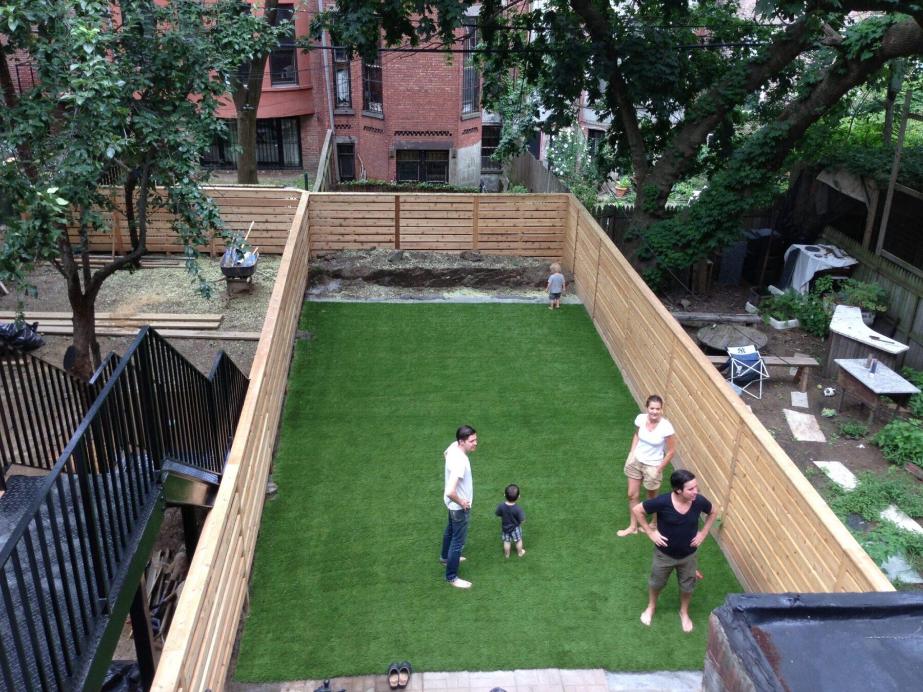 install artificial grass new york