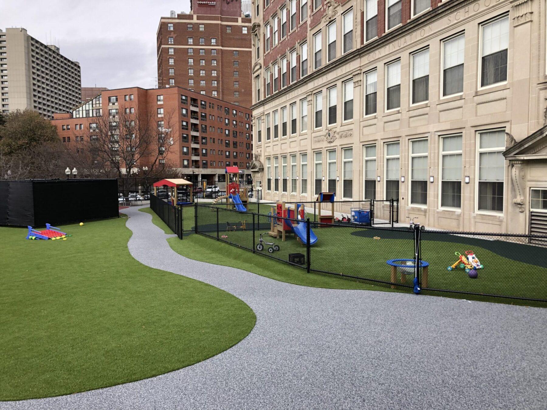 lawn installation in new york