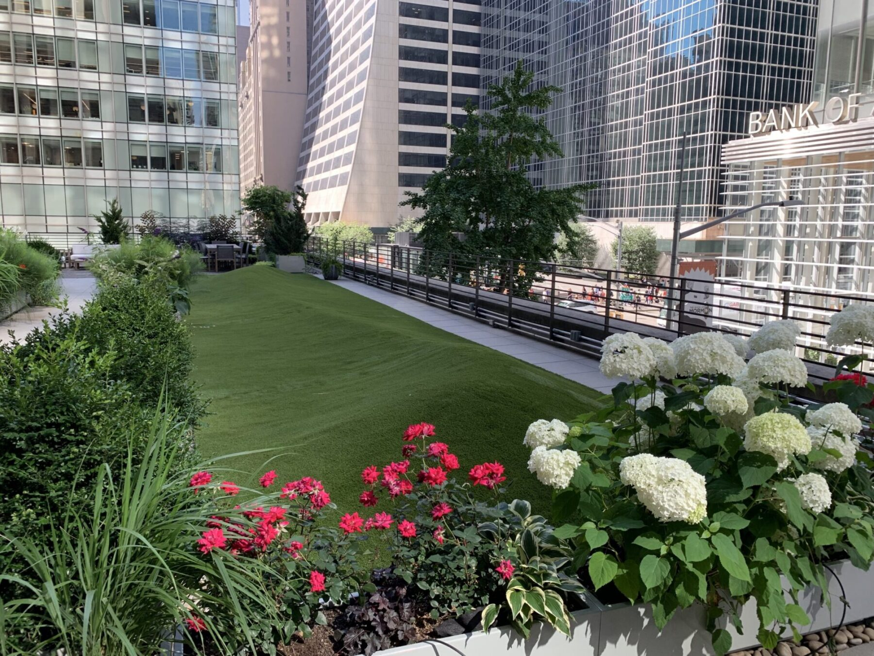 Commercial turf installation near me