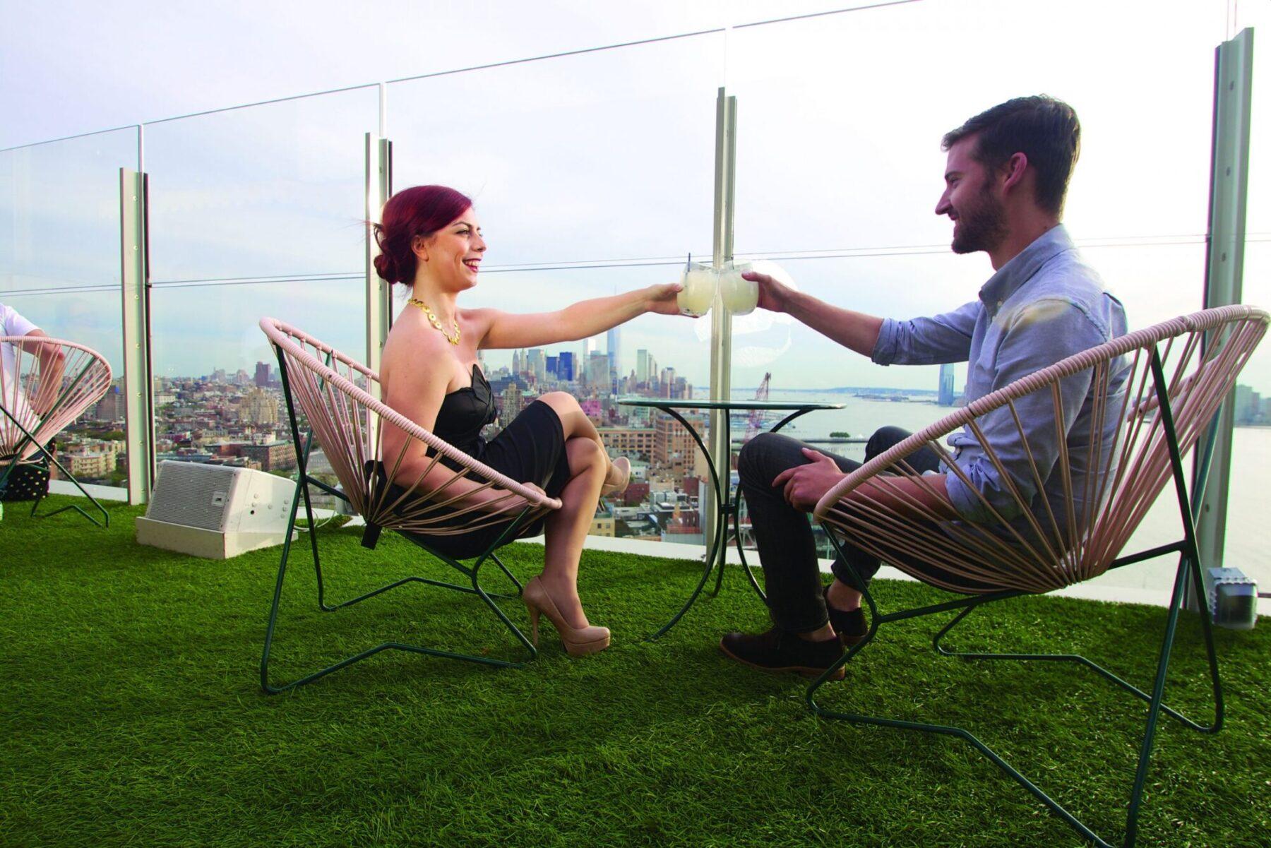 rooftop artificial grass near me