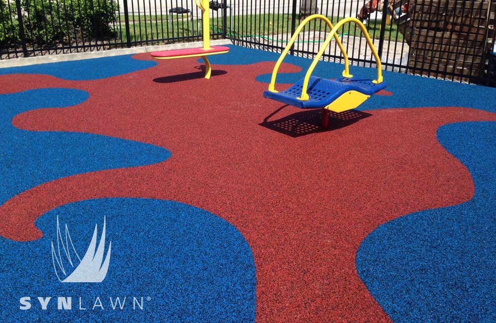 turf installation for playgrounds near me, synlawn