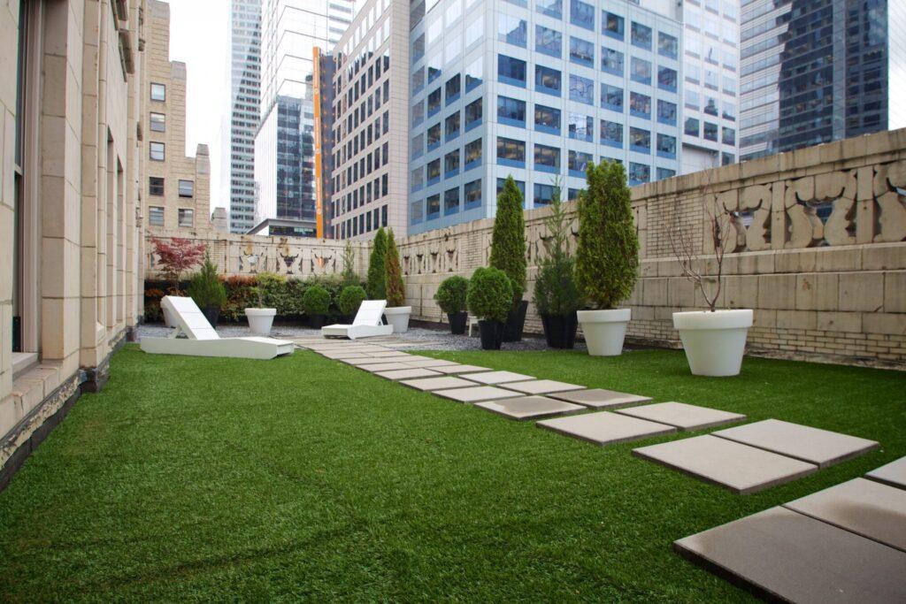 patio turf, artificial grass installation