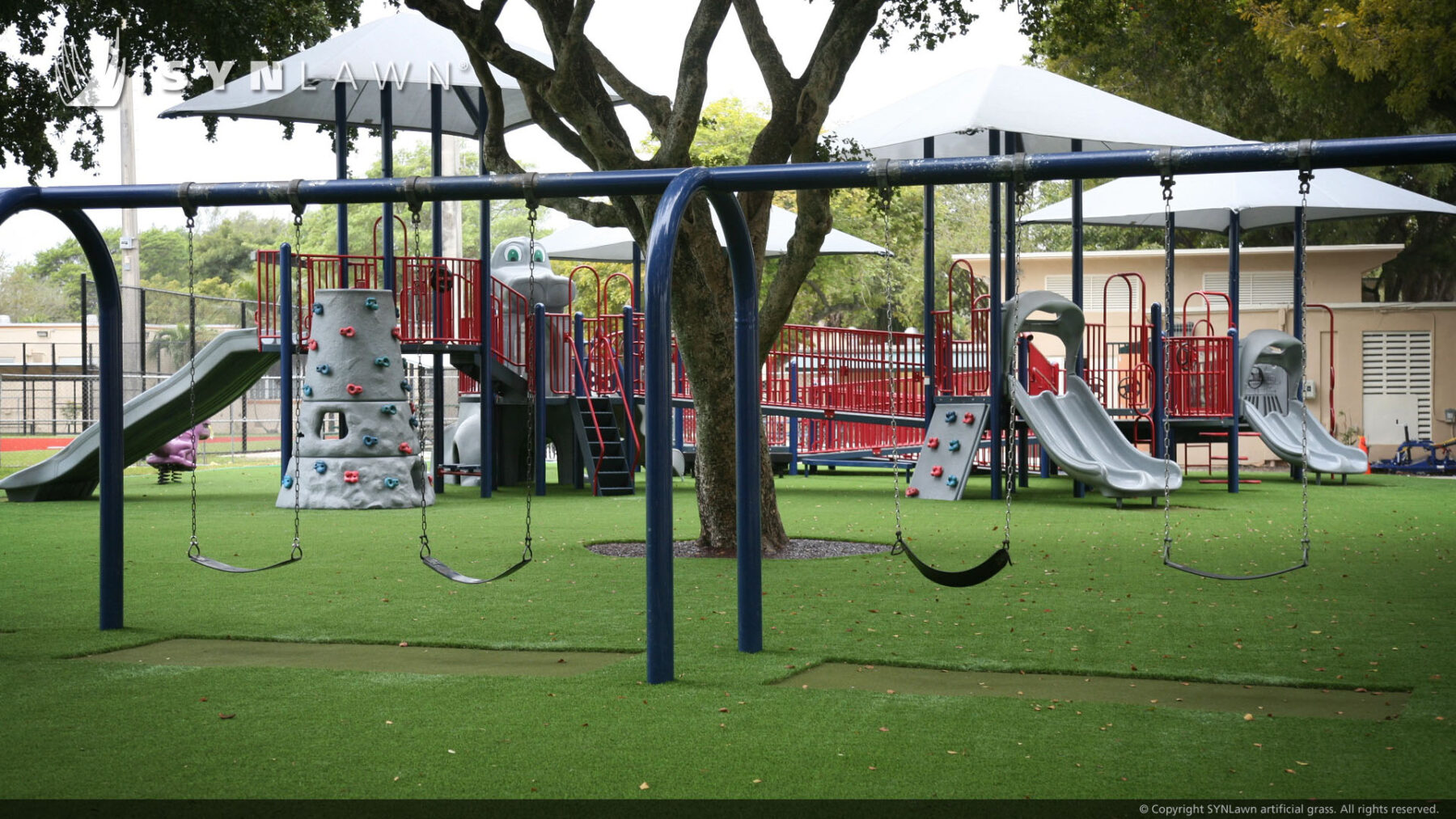 affordable artificial grass for playgrounds