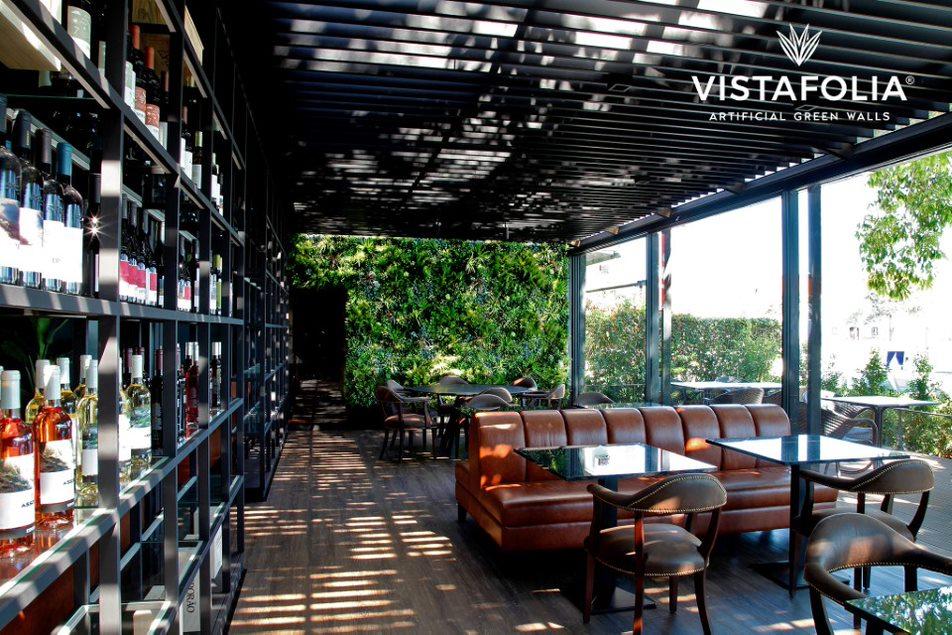 vistafolia, artificial green walls