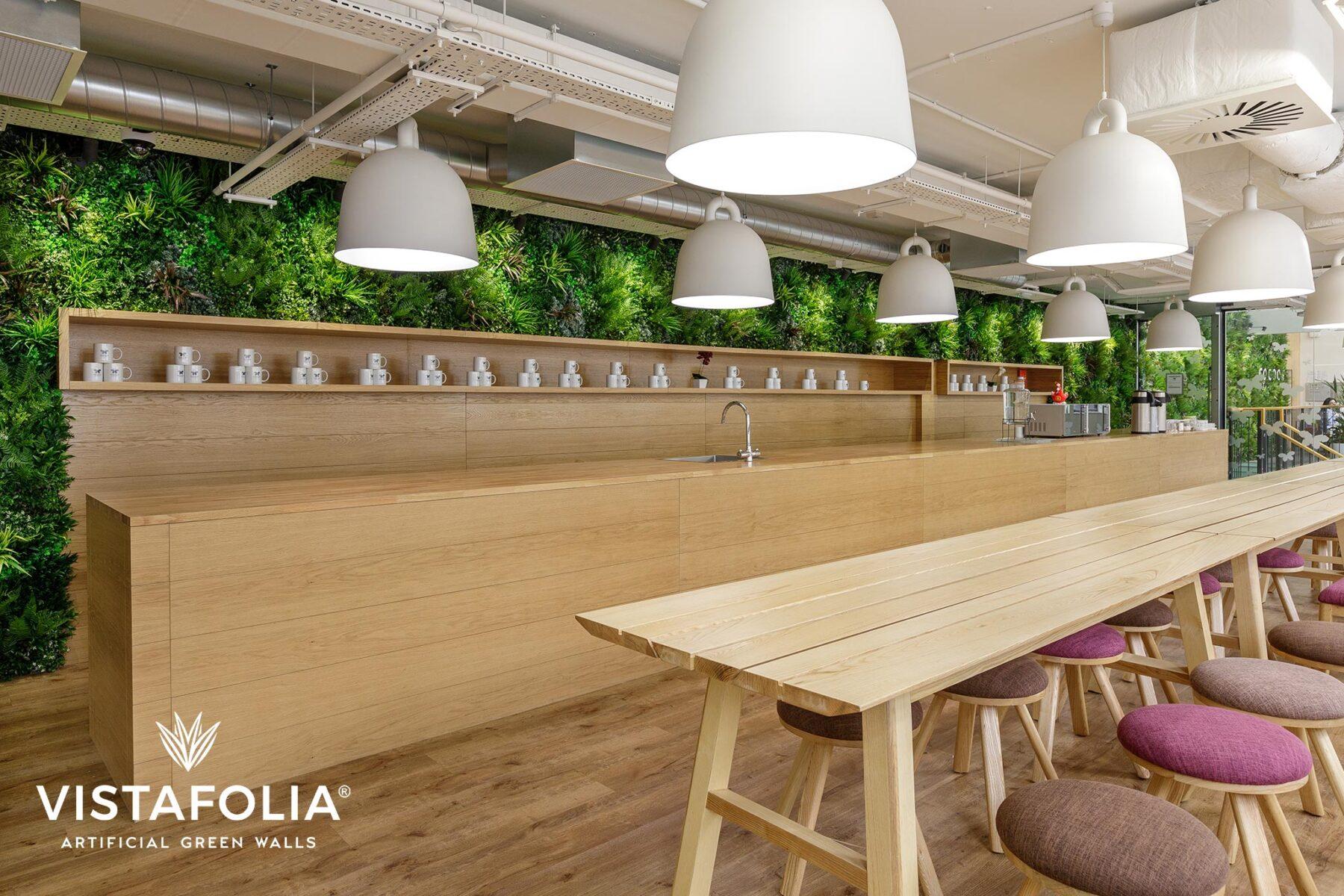 new york visitafolia, green walls installation