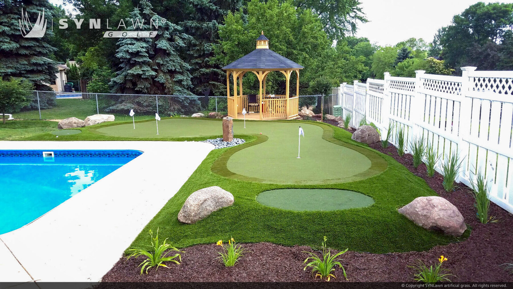 affordable putting green installation near me