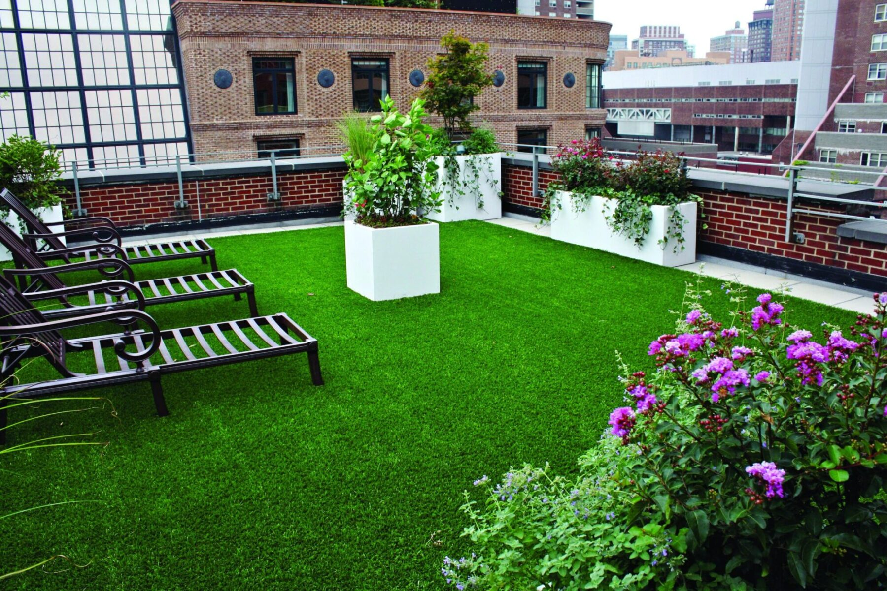 roof top artificial grass near me