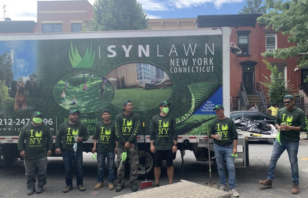 SYNLawn® New York Appears on The Drew Barrymore Show