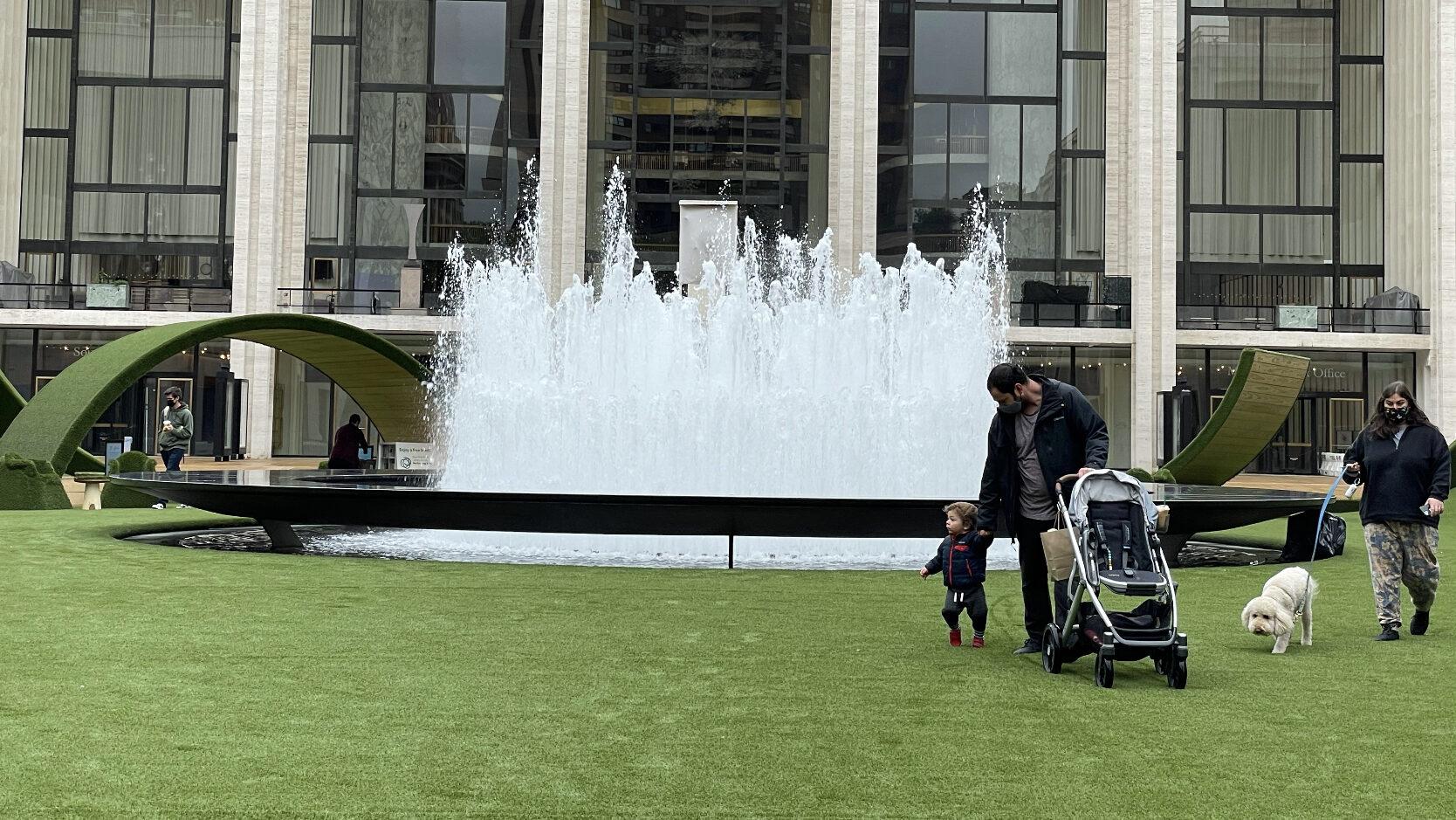 New York City Artificial Grass Installation